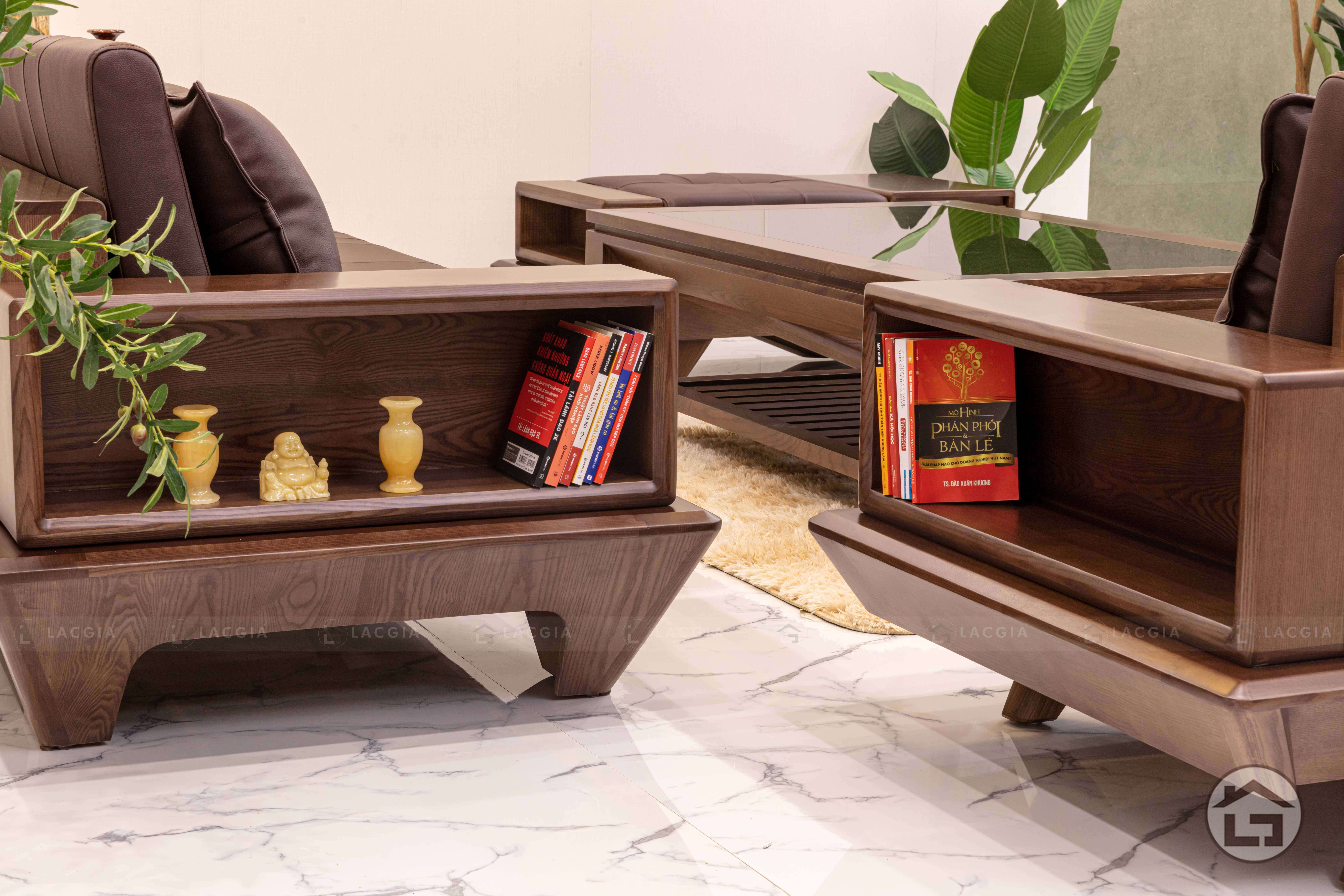 sofa go hien dai sf29 7 - Sofa gỗ hiện đại SF29
