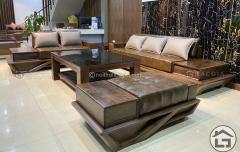 Sofa gỗ hiện đại SF29 cao cấp đẹp nhất 2020