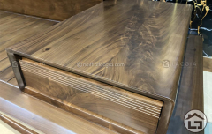 Tìm hiều ưu điểm sofa gỗ óc chó