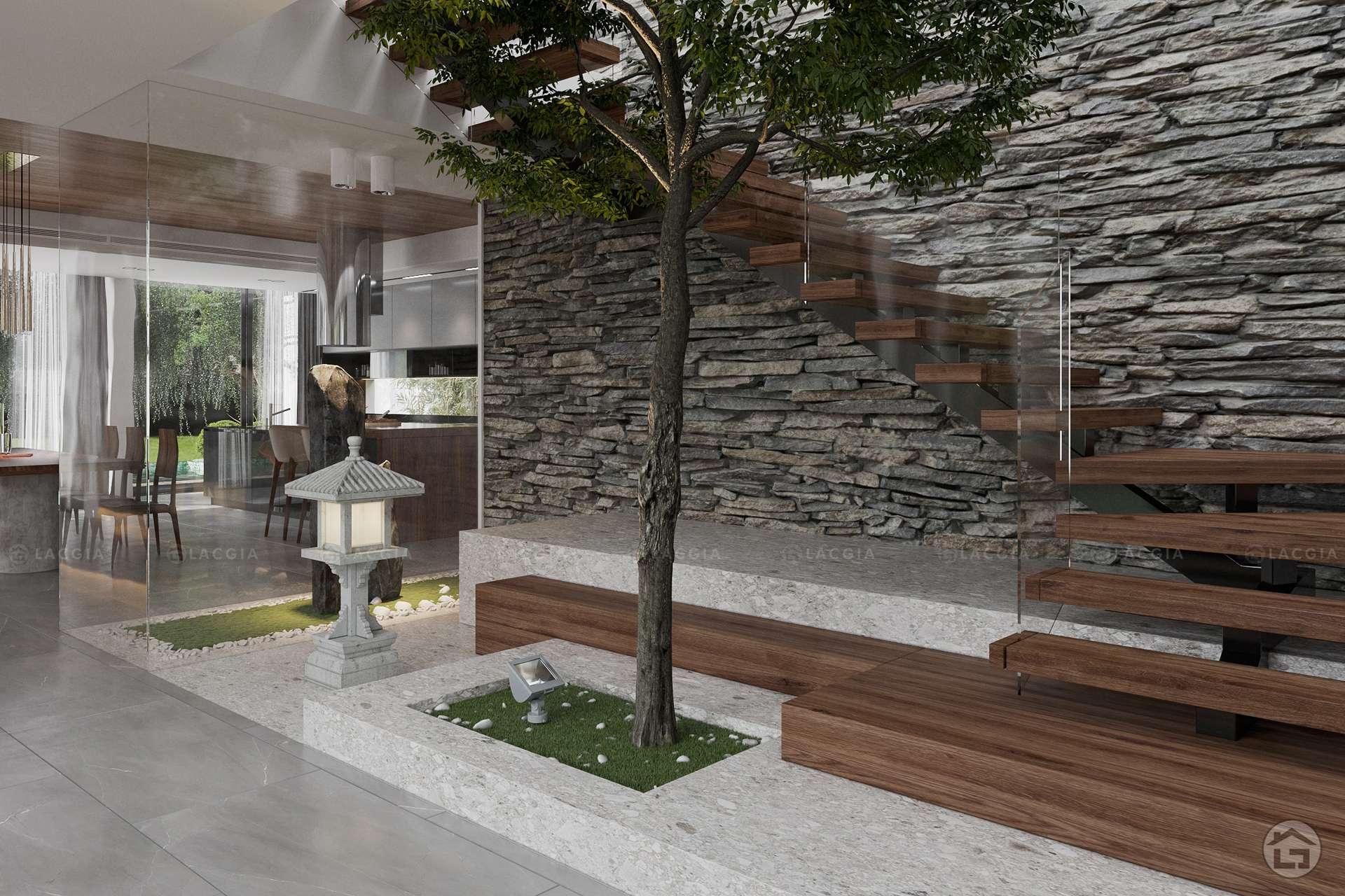 thiet ke noi that biet thu ecopark 1 - Dự án thiết kế nội thất biệt thự Vinhomes Riverside
