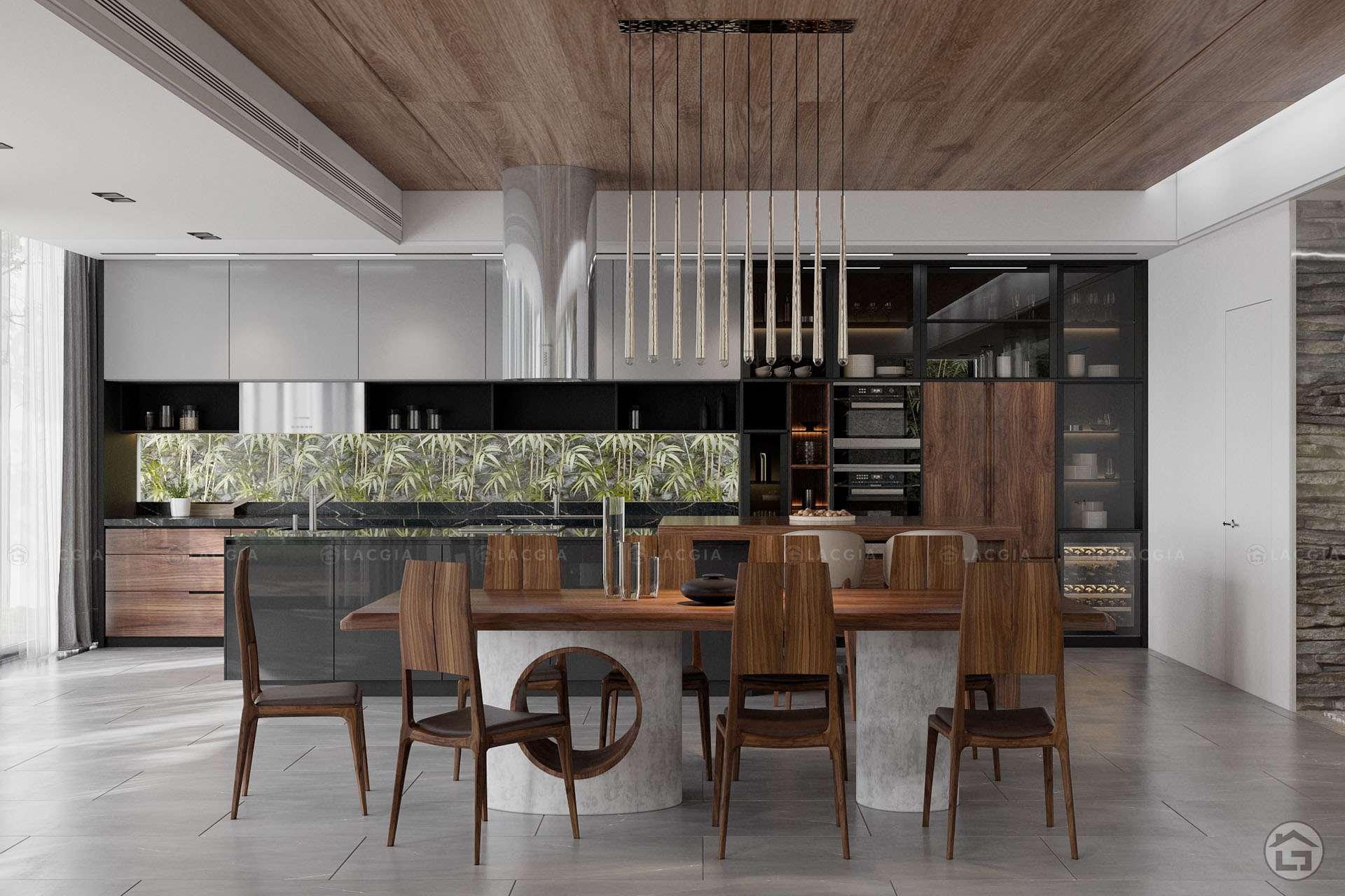 thiet ke noi that biet thu ecopark 5 - Dự án thiết kế nội thất biệt thự Vinhomes Riverside