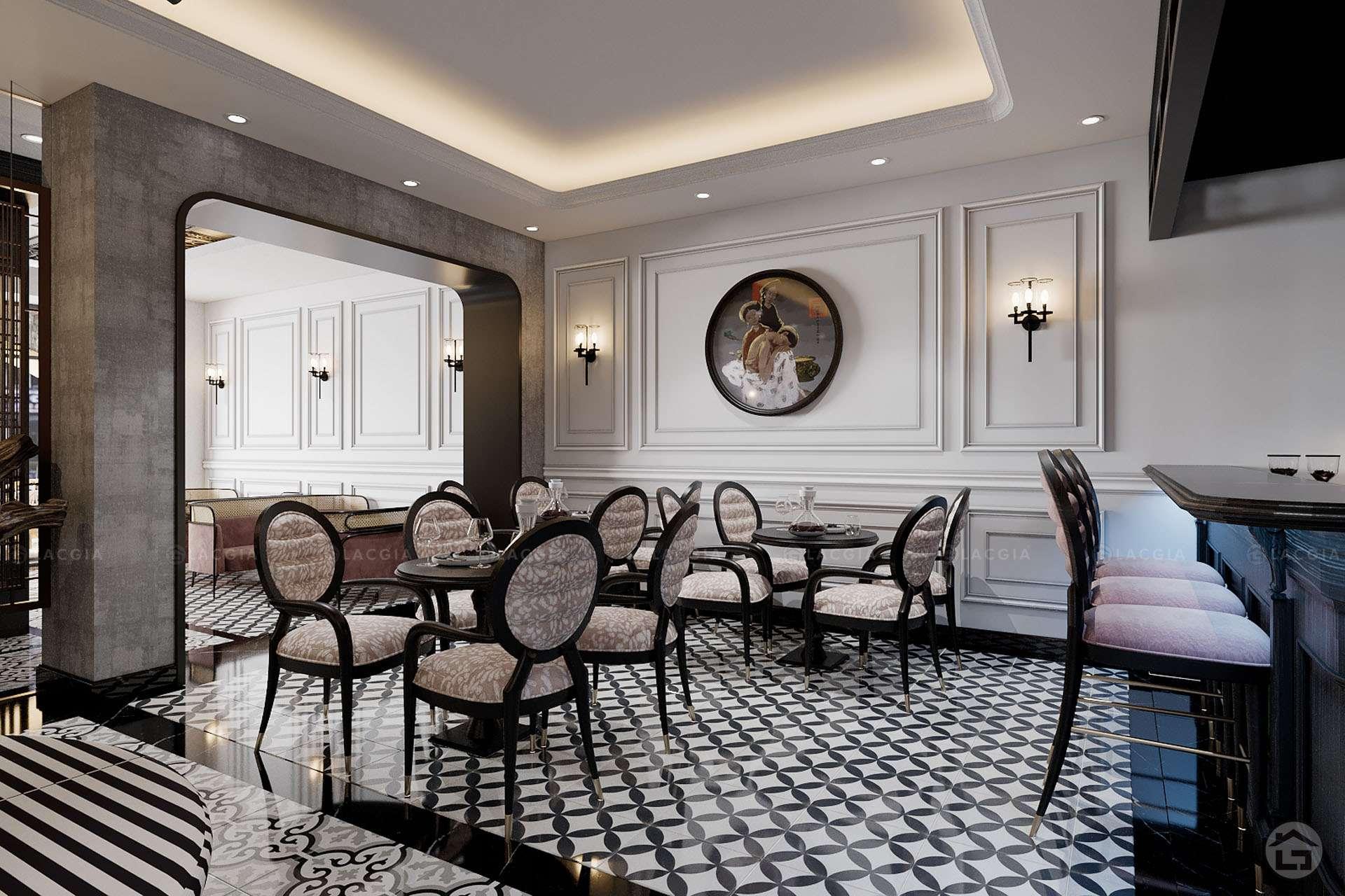 thiet ke noi that khach san 4 sao sapa center lao cai 2 - Thiết kế và thi công nội thất đẹp, sang trọng tại Yên Bái
