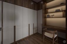 Tủ quần áo gỗ hiện đại TA14