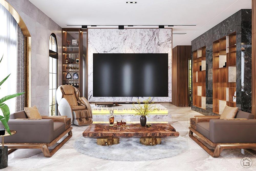 sofa go hera cao cap sang trong 5 - Sofa gỗ Hera cao cấp sang trọng